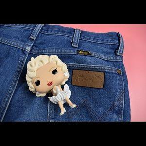 Men's Wrangler Jeans 34x36 Lightly Used